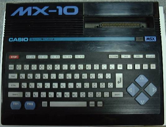CASIO MX-10